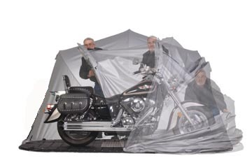 Motorcycle cover and Tom